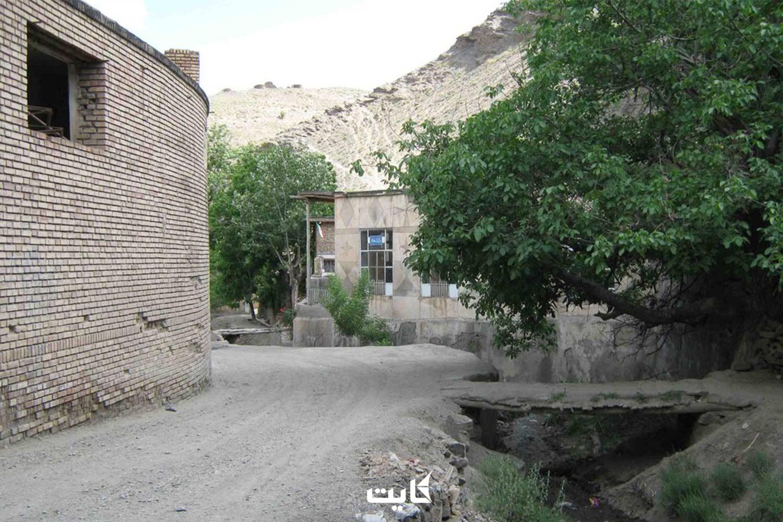 روستای پیوه ژن مشهد