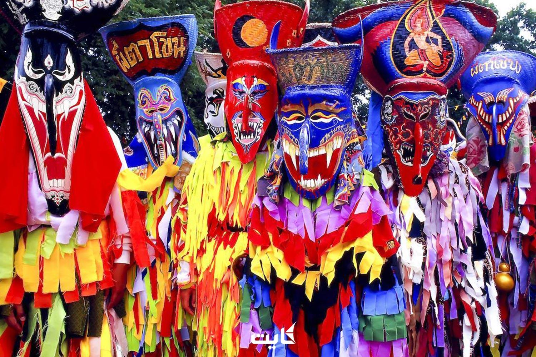 فستیوالهای واکینگ استریت پاتایا