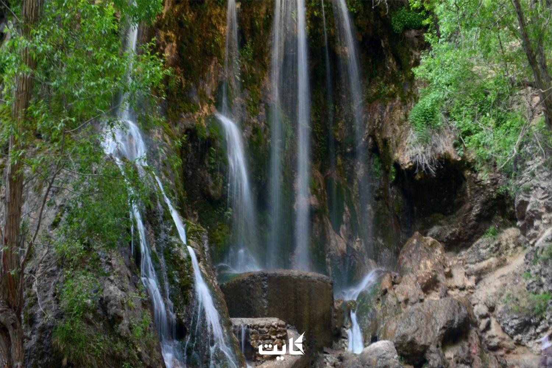 معرفی آبشار اخلمد