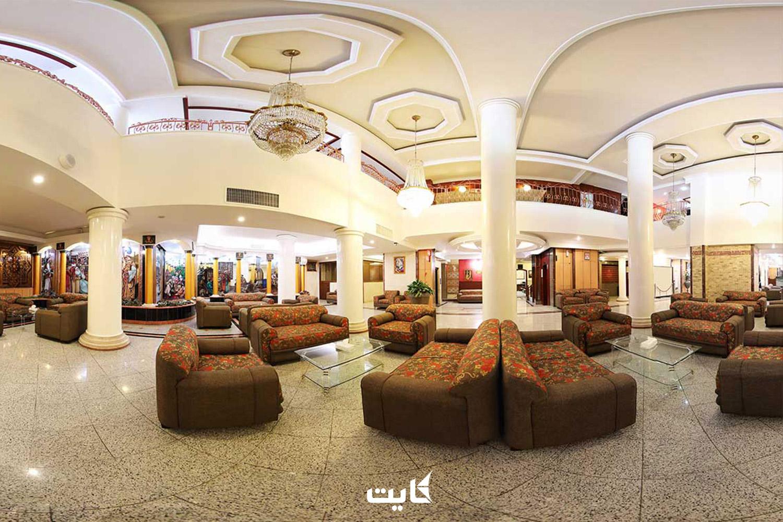 معرفی هتل 3 ستاره اطلس