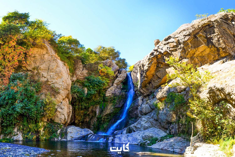 معرفی آبشار سولک