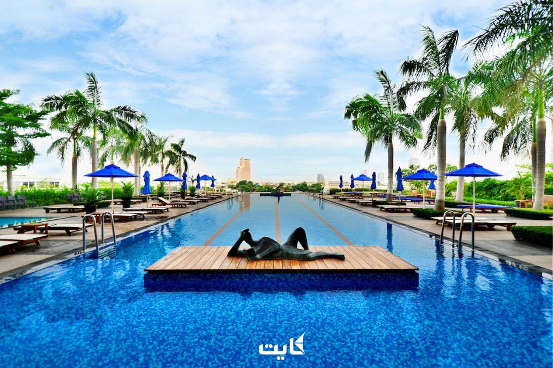 معرفی هتل چاتریوم ریور ساید بانکوک
