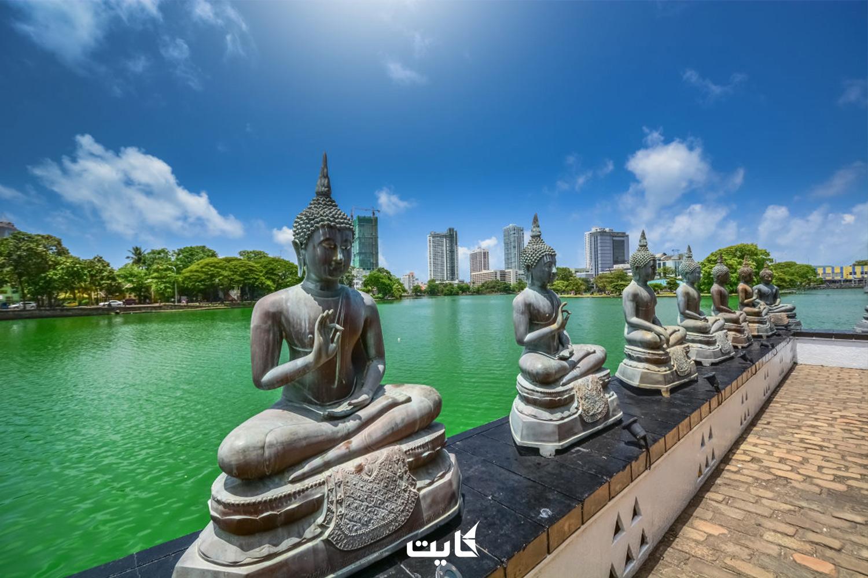 معرفی کشور سریلانکا