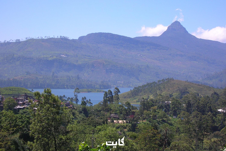 معرفی ارتفاعات مرکزی سریلانکا