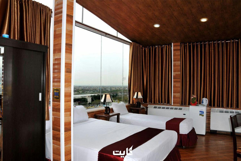 معرفی هتل 3 ستاره دیپلمات