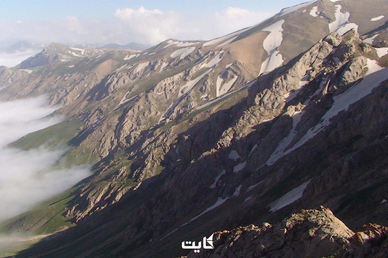 کوهنوردی و صعود به قله سماموس