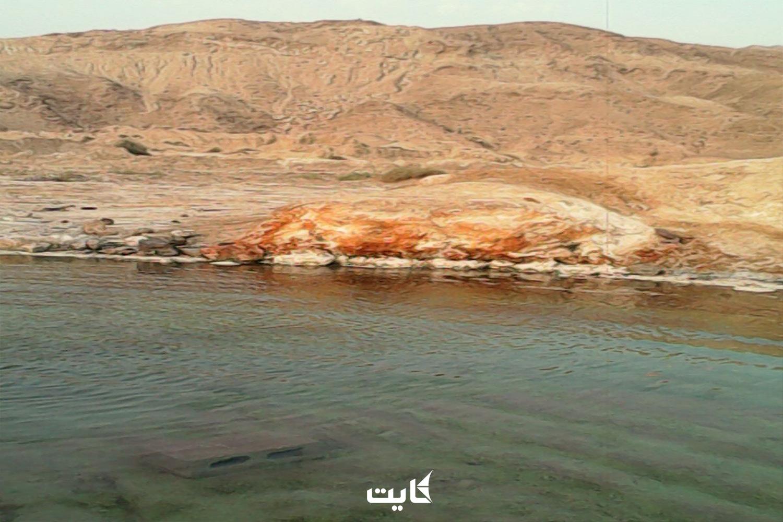 معرفی چشمه آبگرم میراحمد