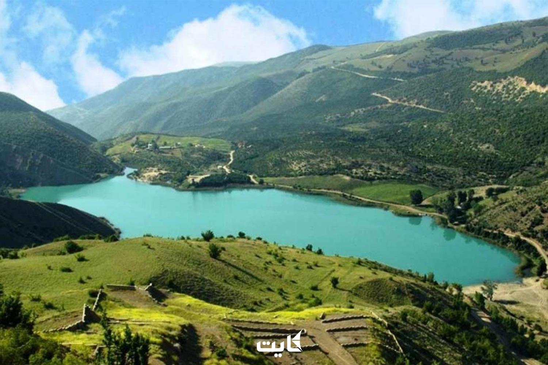 معرفی دریاچه مارمیشو