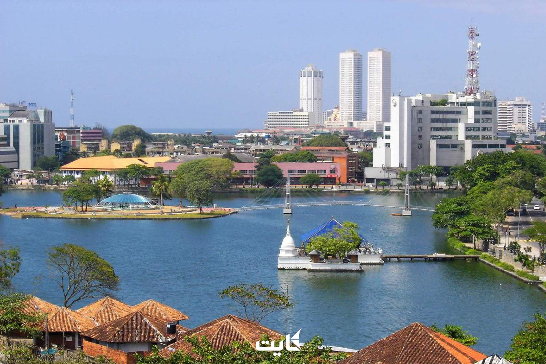 هزینه رزرو هتلهای سریلانکا