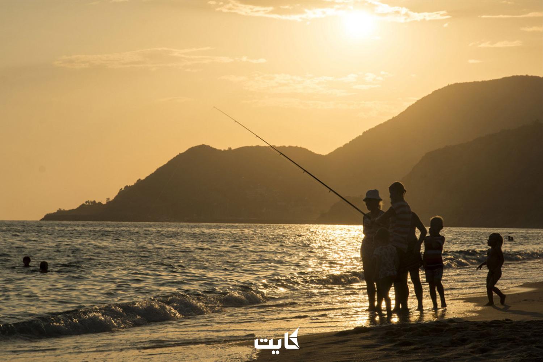 ماهیگیری