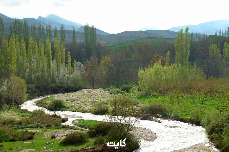 معرفی 5 مقصد طبیعتگردی در استان خراسان شمالی