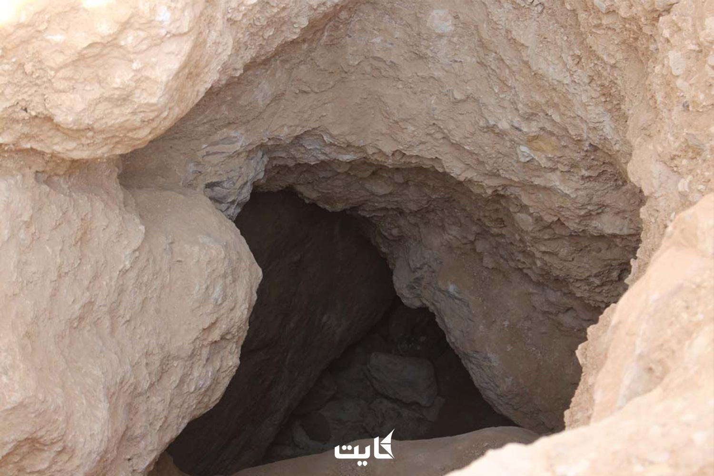 معرفی غار تمتمان