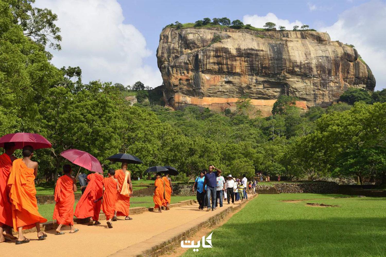 بهترین زمان سفر به سریلانکا با توجه به دمایی که حس میکنید
