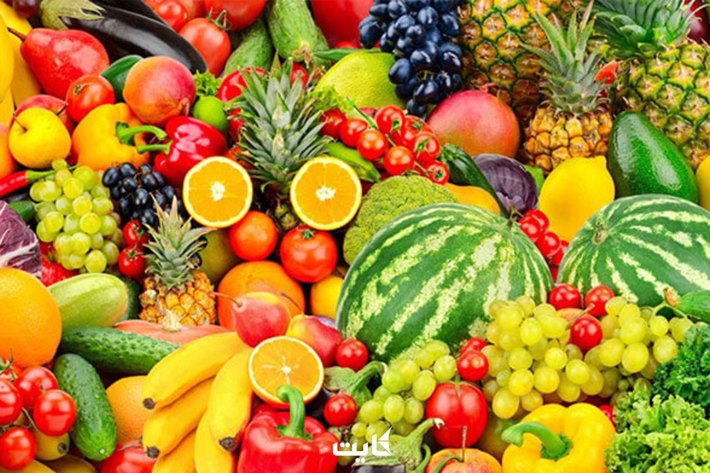 میوههای استوایی