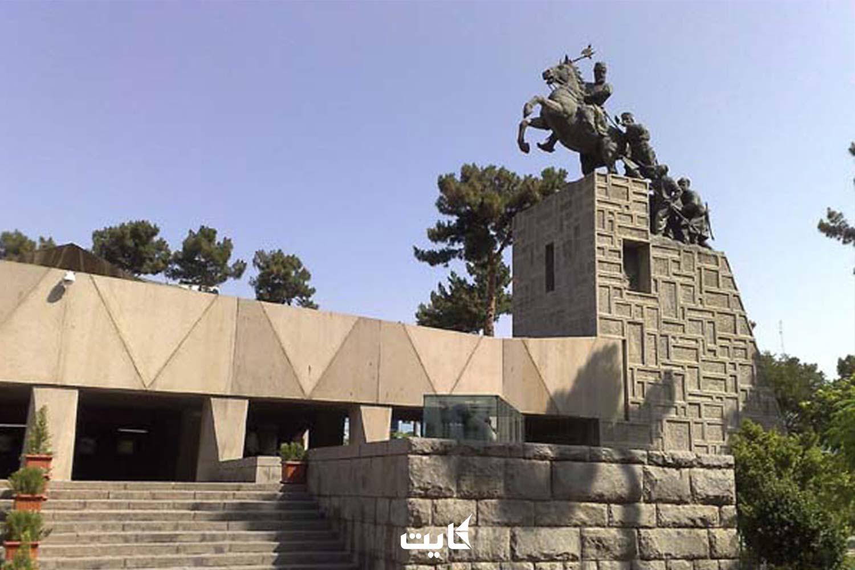 آرامگاه نادرشاه افشار در مشهد