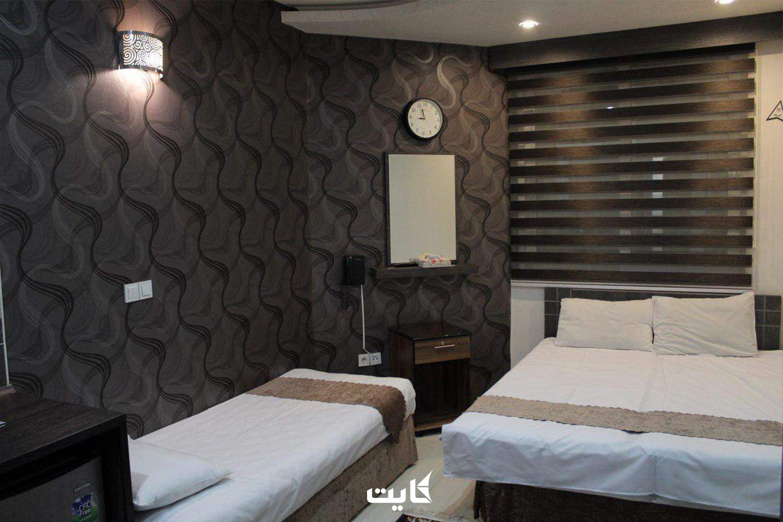 معرفی هتل 2 ستاره آتور مشهد