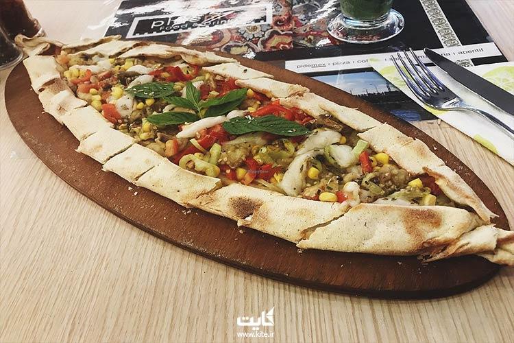 پیتزای ترکی استانبول