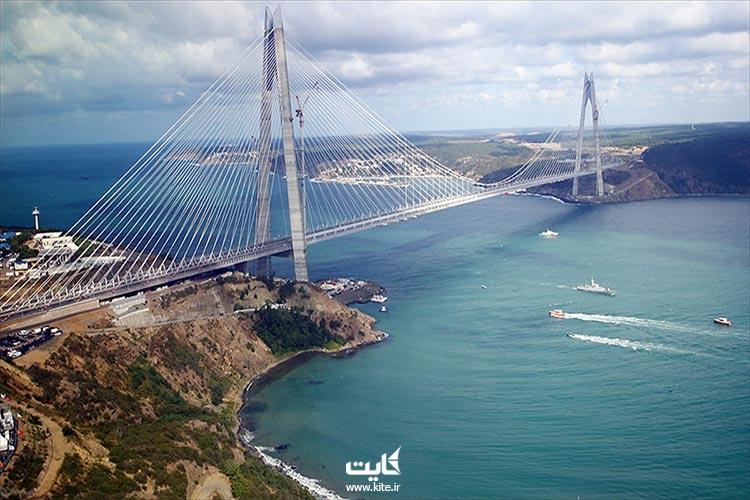 پل یاووز سلطان سلیم استانبول