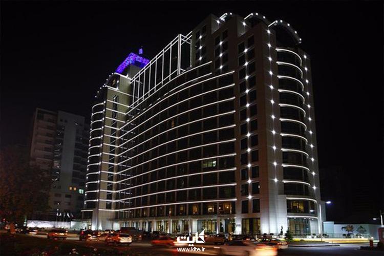 اقامت در هتل قفقاز در تور باکو کایت