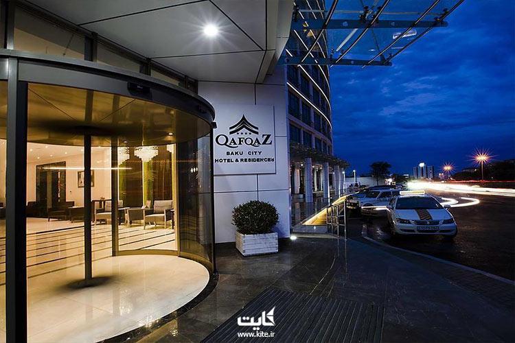 رستورانهای هیجانانگیز در هتل قفقاز تور باکو