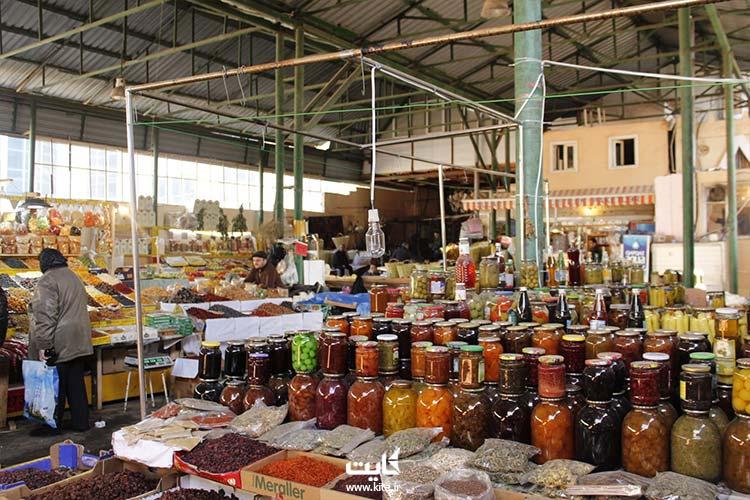 بازار صدرک