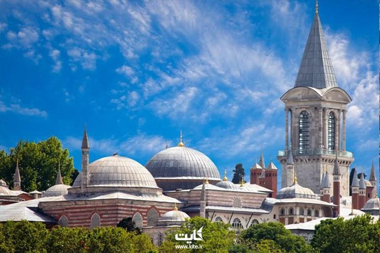 بازدید از کاخ توپکاپی؛ بزرگترین کاخ جهان در تور استانبول