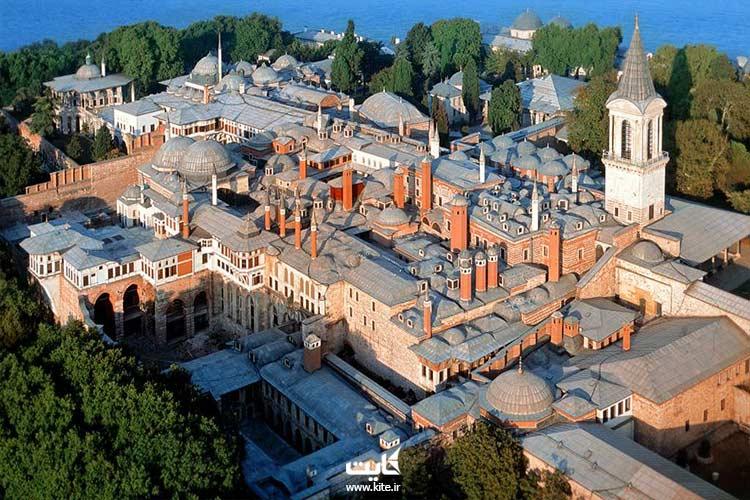 روزی که کاخ توپکاپی استانبول موزه شد