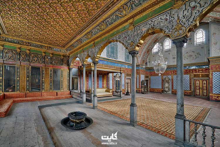 تور استانبول و بازدید از بزرگترین الماس جهان در قلب توپکاپی
