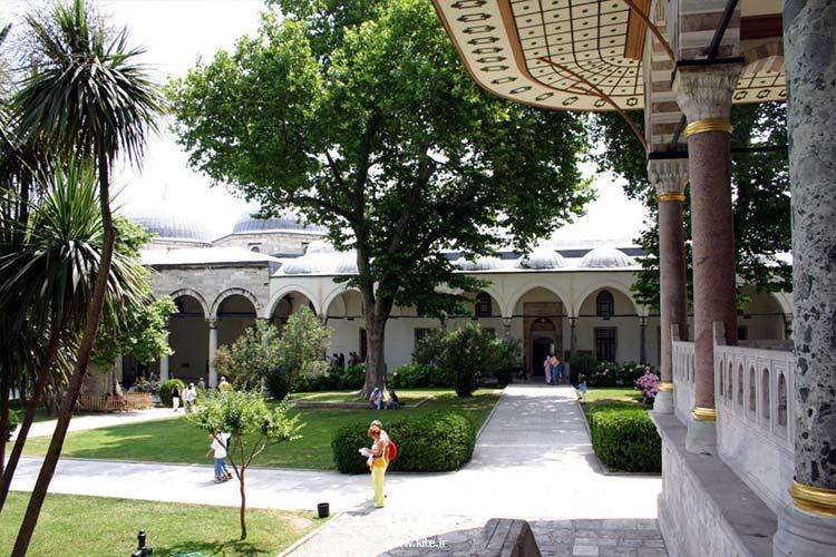 کاخ توپکاپی در تور استانبول؛ قتلگاه سلاطین عثمانی