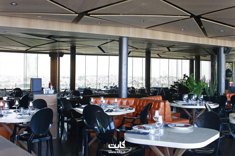 Xرستوران ایکس از بهترین رستوران های استانبول