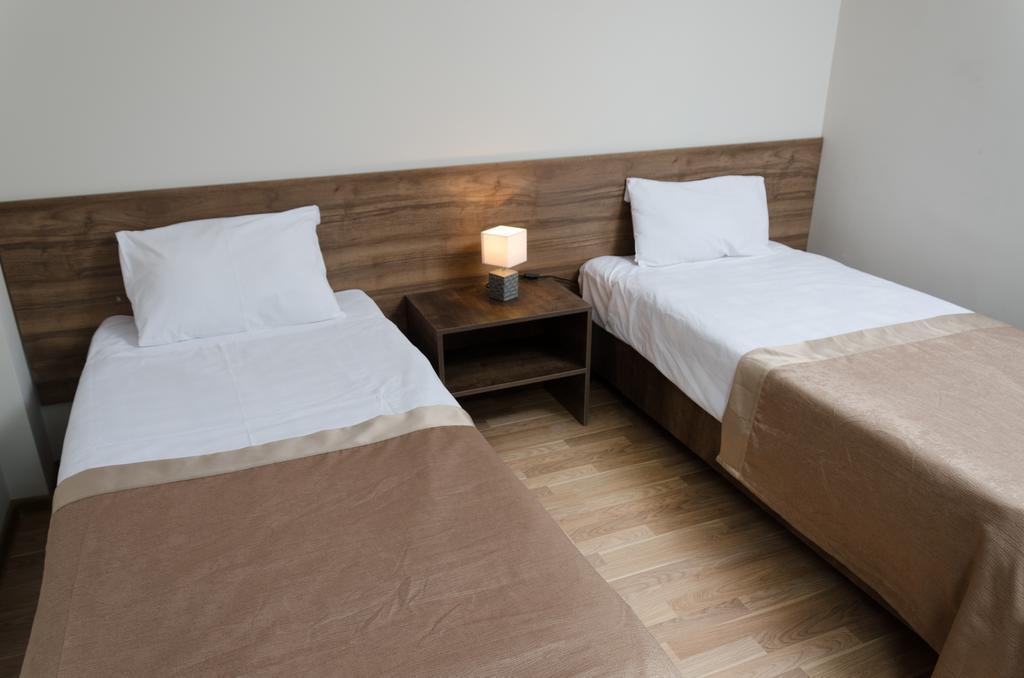 Big Bay Hotel. double room