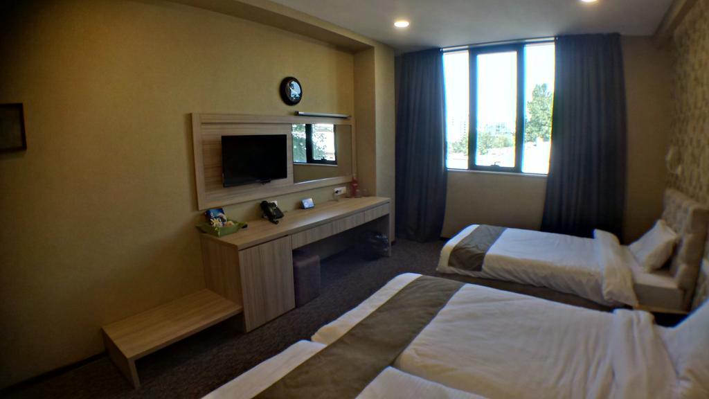 Betlem Hotel. room