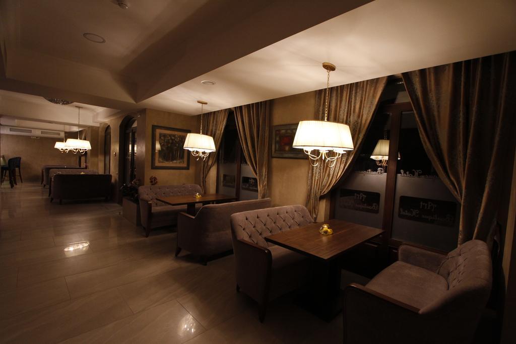 Art Boutique hotel.Restauran