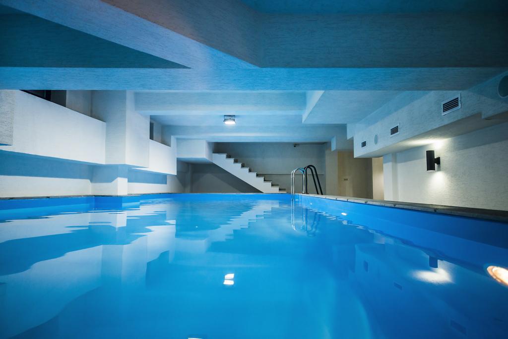 Tibilisi Inn hotel.pool