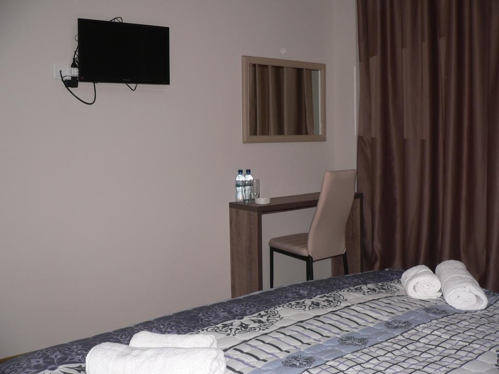 Big Bay Hotel.  room
