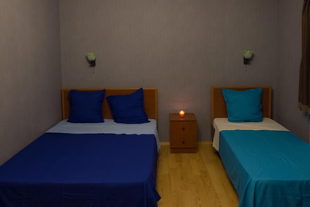 Eurasia Hotel.  room