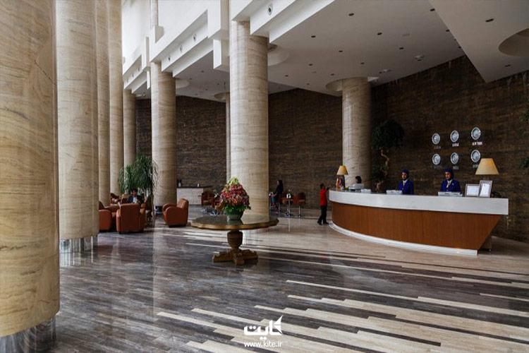 هتل بزرگ شیراز 3
