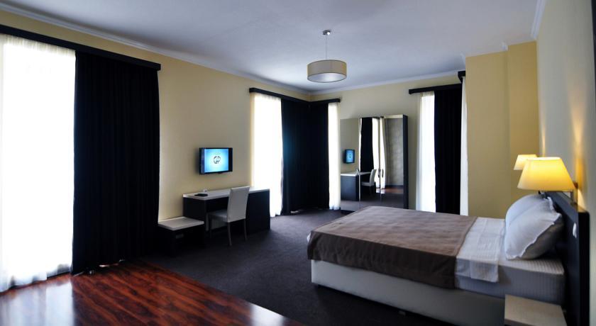Luxury Loginn hotel.