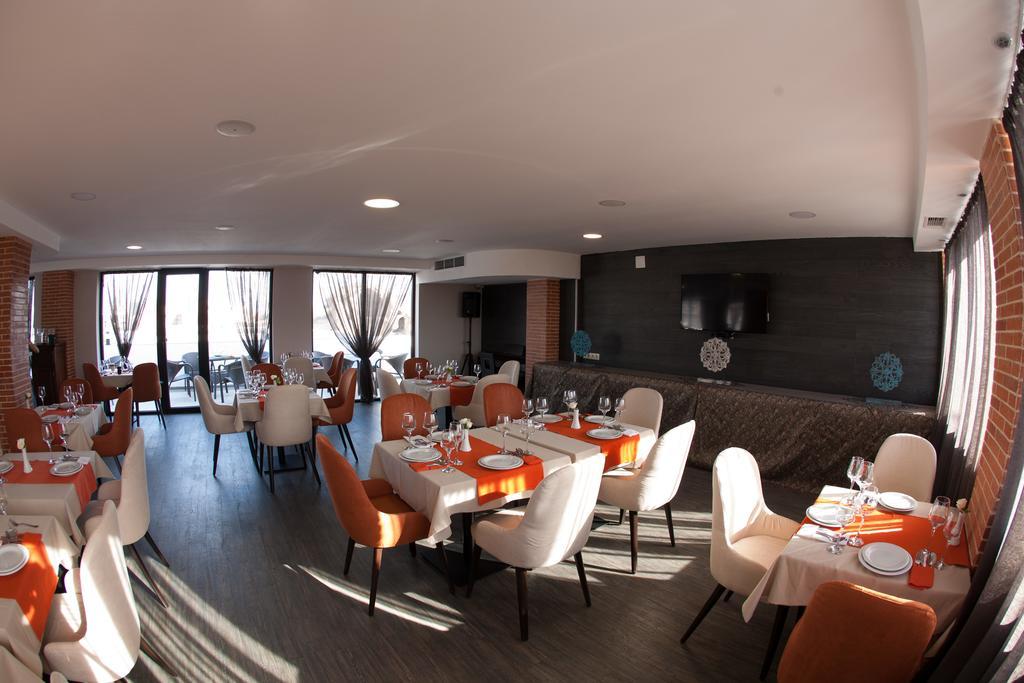 Tibilisi Inn hotel.Restaurant