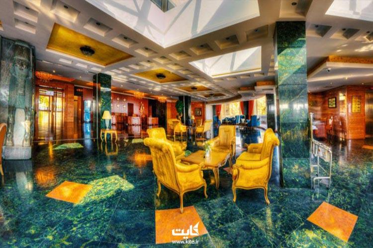 هتل بزرگ شیراز 4
