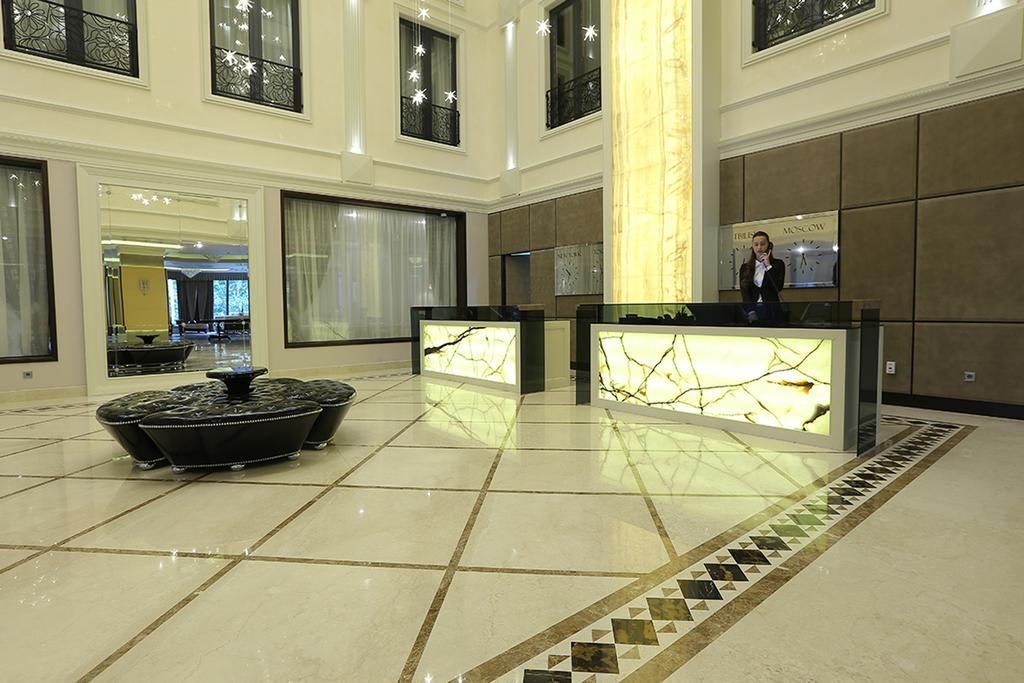 Ambassadori hotel.  LAbi