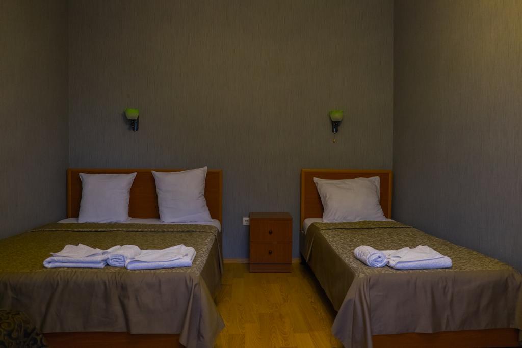 Eurasia Hotel. double room