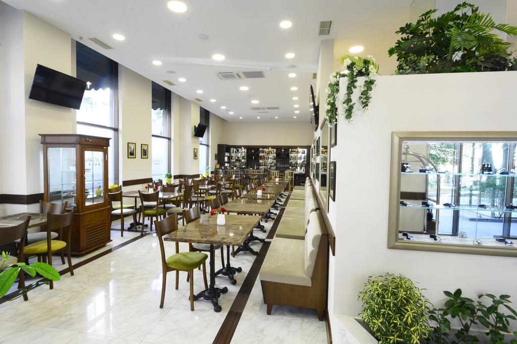 Citrus Hotel. Restaurant