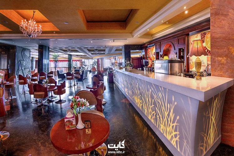 هتل بزرگ شیراز 5