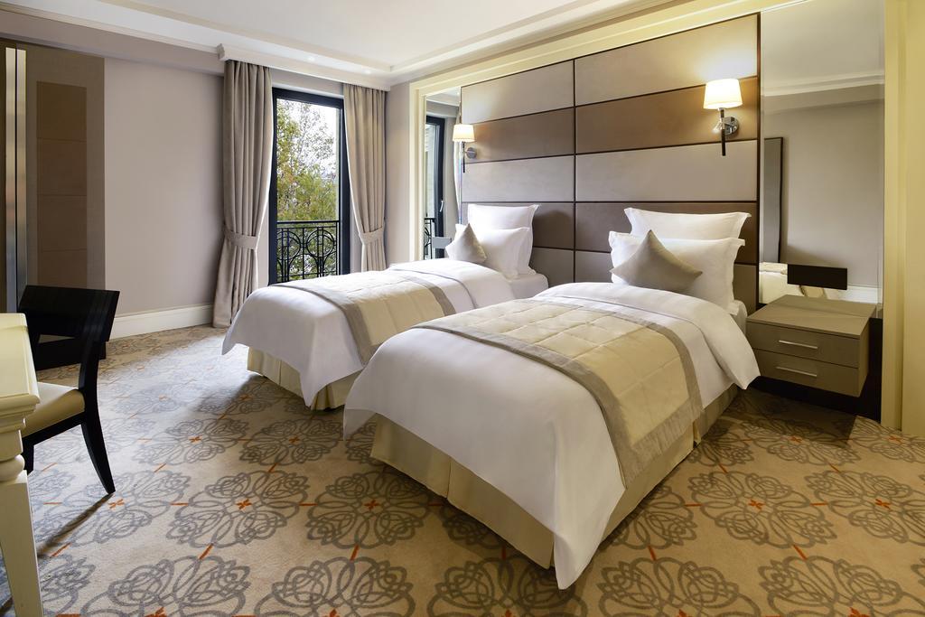 Ambassadori hotel. double  room