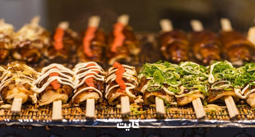 بهترین غذای خیابانی دنیا | 15 شهر برتر در غذاهای خیابانی
