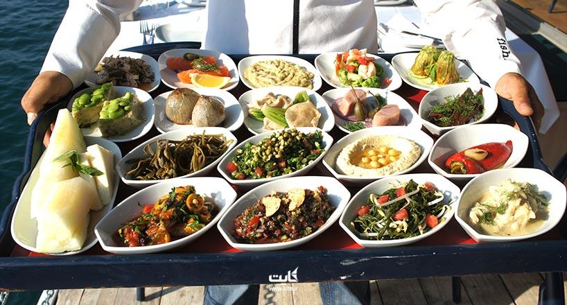 معرفی بهترین رستورانهای تکسیم استانبول