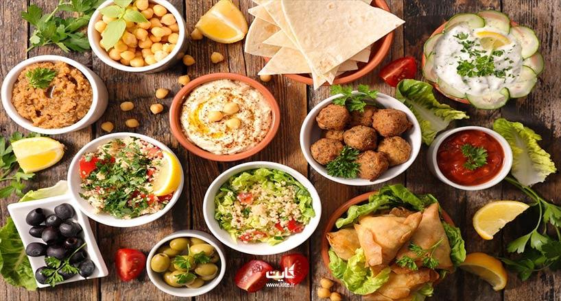 بهترین غذاهای ارمنستان که انگشتانتان را با آن میخورید!