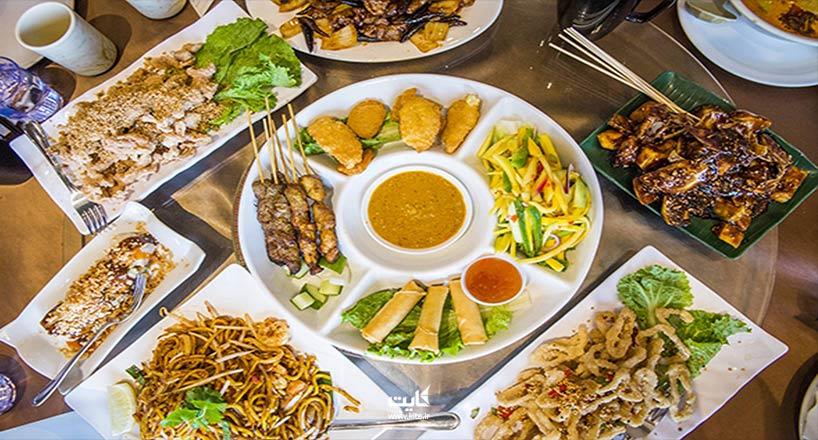 راهنمای جامع بهترین غذاهای مالزی   در مالزی چی بخوریم؟