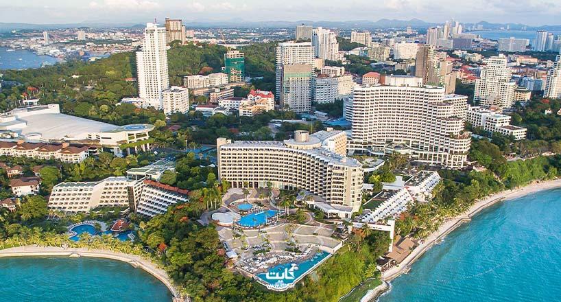 بهترین هتلهای پاتایا به انتخاب گردشگران